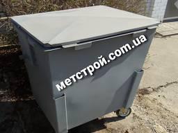 Евроконтейнер для ТБО, мусорный бак (производитель)
