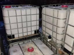 Еврокуб-бочка пищевой-технический 1000 литров Самовывоз