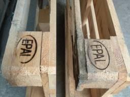 Европоддоны, европаллеты с клеймом, поддоны деревянные новые