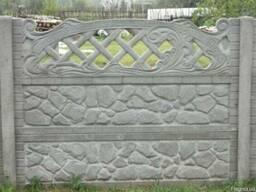 Еврозабор (забор бетонный) в Чернигове и области