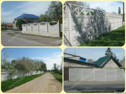 Еврозаборы Одесса собственное производство