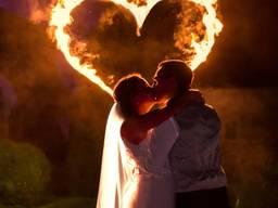 Фаер Шоу на Свадьбу — СУМЫ и Украина —