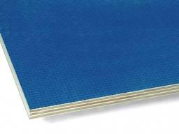 Фанера транспортная 15х1250х2500 F/W (синяя)