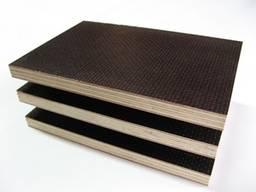 Фанера 9х1250х2500 F/W Heksa (плёнка - 240 г/м2) (black) Риг