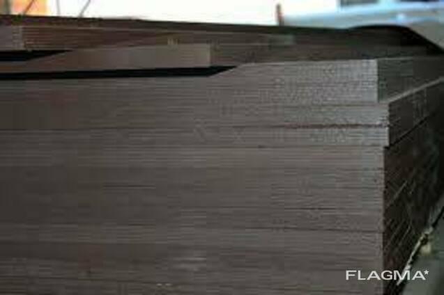 Фанера ламинированая 12 мм гладкая/cетка.