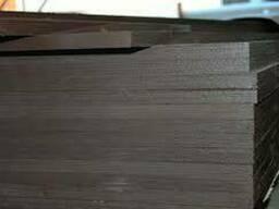Фанера ламинированая 15 мм гладкая/cетка.