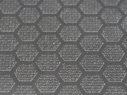 Фанера 12х1500х3000 F/W Heksa (grey) Латвия