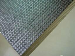 Фанера 12х1250х2500 сетка/гладка , бакелитовая фанера