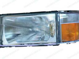 Фара головного света левая (L)(комплектная) Scania P, G. ..