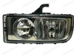 Фара головного света LH Mercedes Axdr e-mark (9408200161. ..