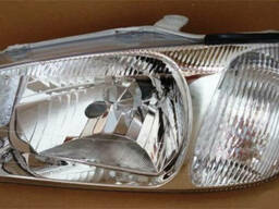 Фара Hyundai Accent передняя фара Хюндай Акцент с 99 по 03 г