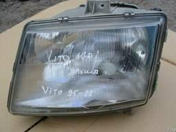 Фара левая Mercedes Vito W638 (1996г-2003г)