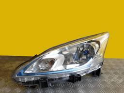 Фара левая передняя Nissan NV200