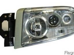 Фара ліва Рено Преміум RVI Premium (новий тип Коса)