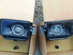 Фара противотуманная BMW E34 туманки БМВ Е34