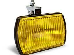 Фара противотуманная передняя (Цвет рассеивателей – желтый) ФПГ-107 24В
