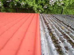 Фарбування покраска гидроизоляция очистка мойка крышы кровли покрівлі