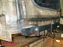 Фаркоп Chery E5 (sedan) c 2012-. .. г.