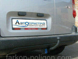 Фаркоп Citroen Berlingo 2 (L=4628) макси база с 2008 г.