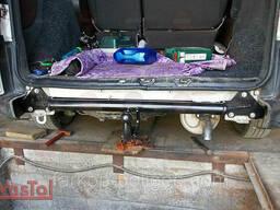 Фаркоп Fiat Doblo (263 кузов) c 2009-. .. г.