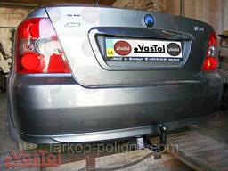 Фаркоп Geely CK, CK2 (sedan) c 2005-. .. г.