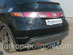 Фаркоп Honda Civic с 2005-2011 г.