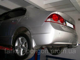 Фаркоп Honda Civic (седан) с 2006-2012 г.