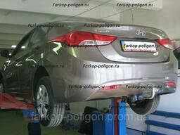 Фаркоп Hyundai Elantra с 2011 г.
