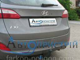 Фаркоп Hyundai i 30 CW с 2012 г.