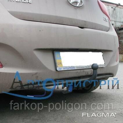 Фаркоп Hyundai i 30 с 2012 г.