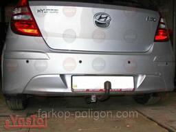 Фаркоп Hyundai I30 (hatchback) c 2006-02.2012 г.