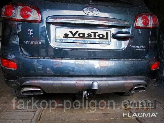 Фаркоп Hyundai Santa Fe c 2006-08.2012 г.