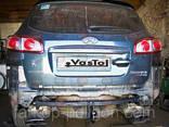 Фаркоп Hyundai Santa Fe c 2006-08.2012 г. - фото 3
