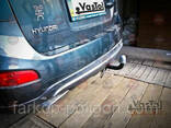 Фаркоп Hyundai Santa Fe c 2006-08.2012 г. - фото 4