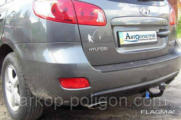 Фаркоп Hyundai Santa Fe с 2006-2012 г.