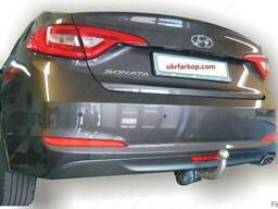 Фаркоп Хюндай Сотната, Фаркоп Hyundai Sonata, с 2016 -