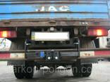 Фаркоп Jac 1020 с 2006 г. (торцевой) - фото 1