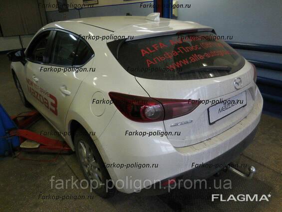 Фаркоп Mazda 3 хетчбэк с 2014 г.