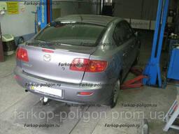 Фаркоп Mazda 3 с 2003 г.