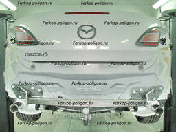 Фаркоп Mazda 6 седан с 2007 г.