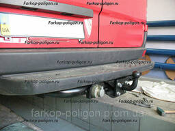 Фаркоп Mercedes-BENZ Sprinter 906 (315 CDI) с подножкой с. ..