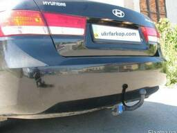 Фаркоп на Хундай Соната НФ, Фаркоп Hyundai Sonata NF