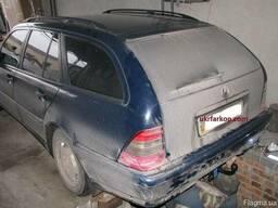 Фаркоп на Mercedes C w202, Фаркоп Мерседес Ц