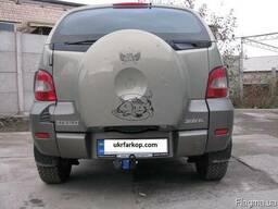 Фаркоп на Рено Сценик, РХ 4, Фаркоп Renault Scenic RX