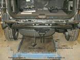 Фаркоп Nissan Pathfinder c 2004 г. - фото 2