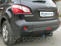 Фаркоп Nissan Qashqai (J10)/Q+2 с 2006-2013 г.