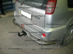 Фаркоп Nissan X-Trail T30 с 2001-2007 г.