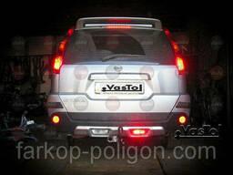 Фаркоп Nissan X-Trail (T31) c 2007-2013 г.