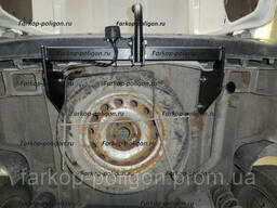 Фаркоп Peugeot Expert фургон с 2007 г.