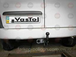 Фаркоп Peugeot Partner c 1996-2008 г.